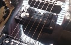 Recharge Your Old Worn Out Guitar: Schecter Blackjack