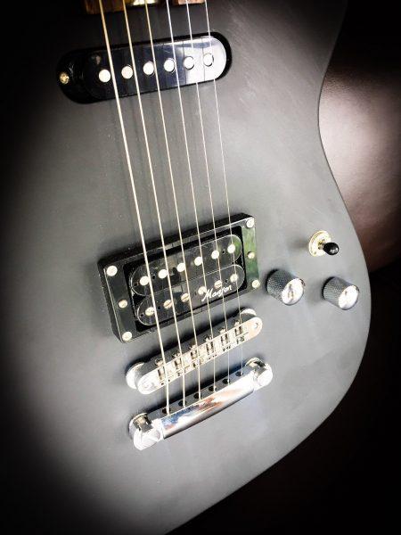 Gibson & Tune-o-matic Style Bridge