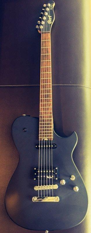 Cort MBC Muse Guitar