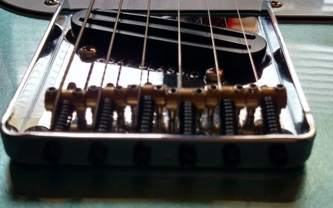 Telecaster Upgrades : Telecaster Bridge