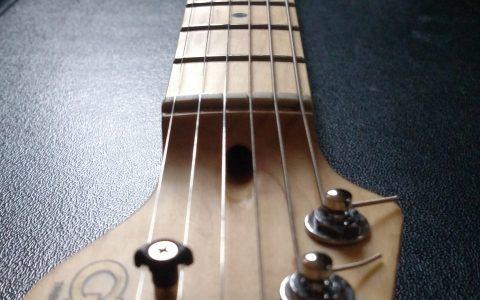 Better Guitar Tone In 5 Minutes: TUSQ XL Nut