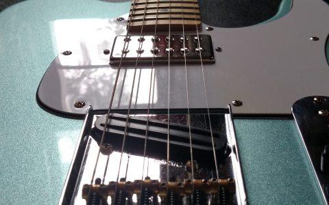 G&L ASAT Classic Bluesboy Guitar
