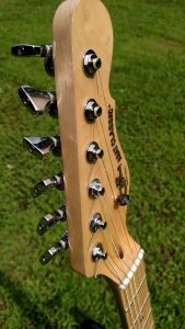 G&L ASAT Classic Bluesboy Headstock Guitar Review