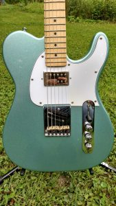 G&L ASAT Classic Bluesboy Guitar Review