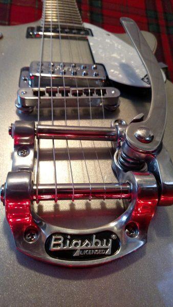 Fender Buys Bigsby Guitar