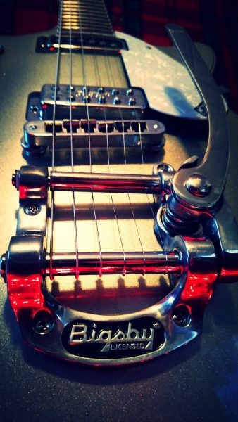 Gibson/Bigsby Style Bridge 1