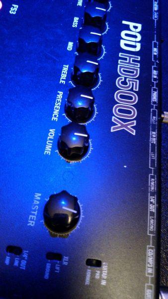 POD HD500x 6
