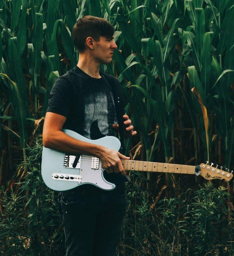 Kelsey Austin Guitar 2 1
