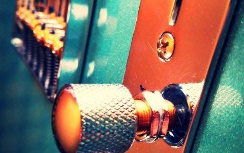 G&L Guitars ASAT Classic Control Plate