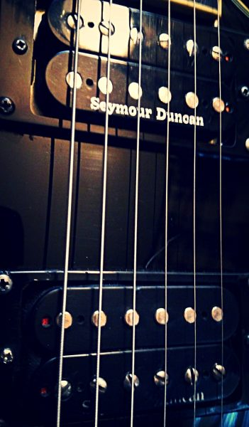 Guitar Pickup Height - Seymour Duncan Jazz Set