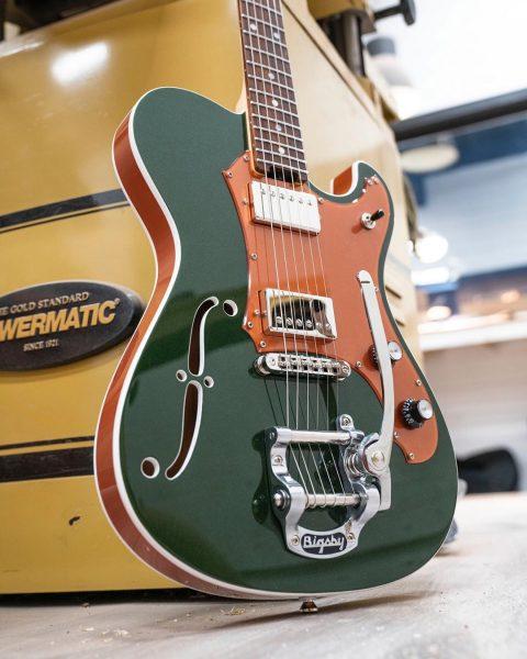Veritas Portlander (Fender Telecaster Alternatives)
