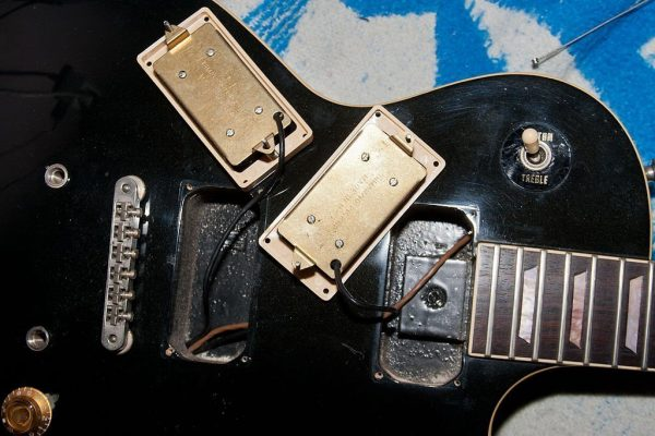 Hot Rod Humbucker Hack Backing Plate