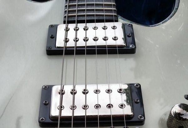 Guitar Pickups Height - Dimarzio Titans