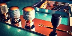 3 Knob Telecaster Control Plate