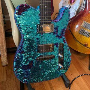 Seaquinn Telecaster Big D Guitars 9 Unique Custom Electric Guitar Brands You've Never Heard Of