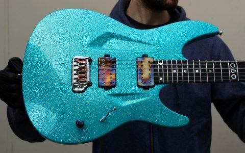 Best New Guitar Brands - Aristides Guitars (1)