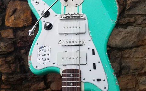 Best New Guitar Brands - Shelton Electric Instruments 2