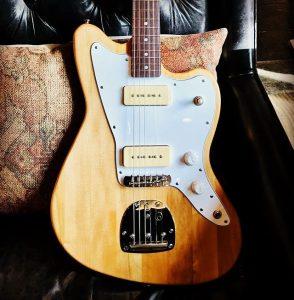 Best New Guitar Brands - Wallace Detroit Guitars