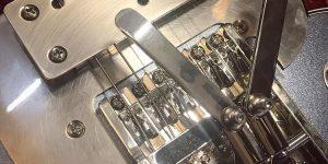Telecaster Upgrades : DIY b bender Waterslide Guitars (2)