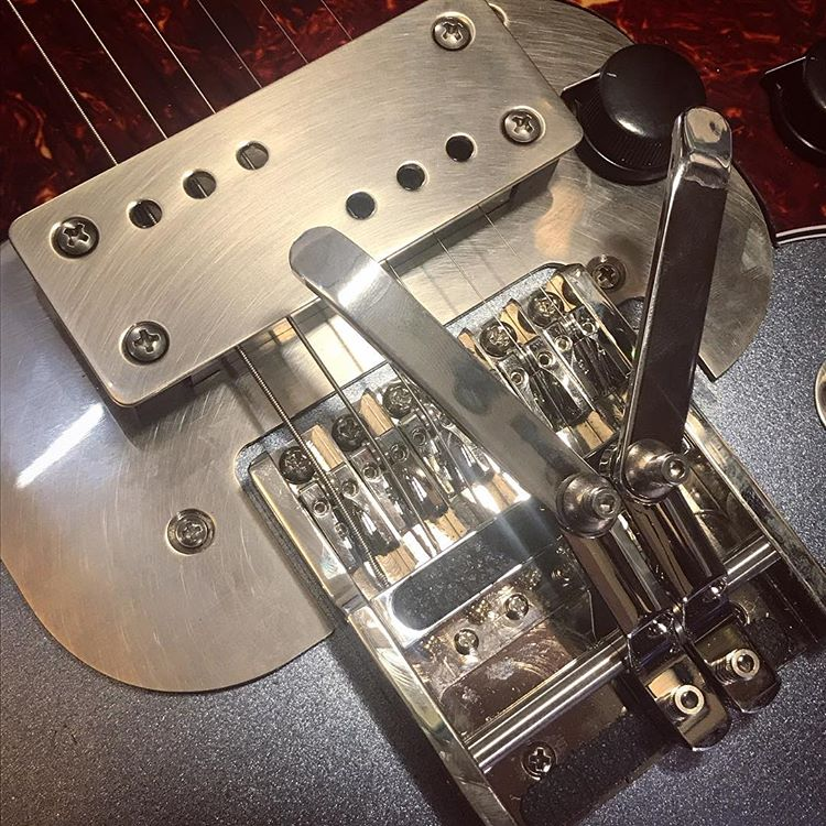 Telecaster Upgrades : DIY b bender Waterslide Guitars (2)