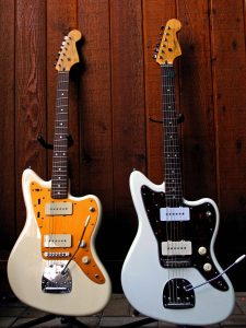 Fender Jaguar vs Jazzmaster