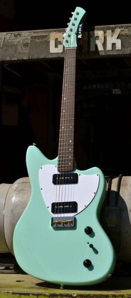 Harmony Silhouette Offset Guitars