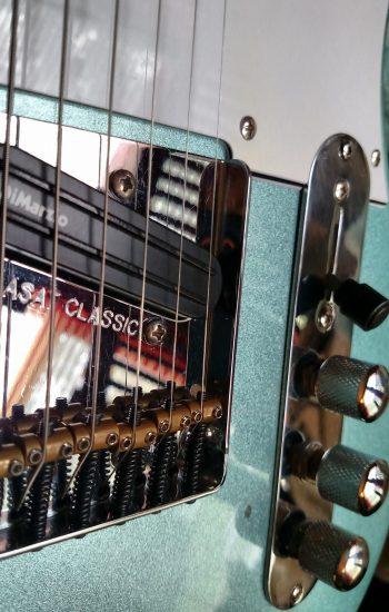 G&L Guitars ASAT Classic Bluesboy Tribute Guitar