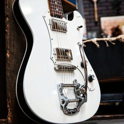 White Veritas Portlander (Telecaster) Worship Guitar